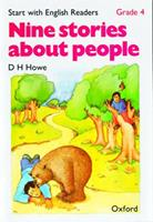 Start with English Readers: Grade 4 Nine Stories about People 0194335704 Book Cover
