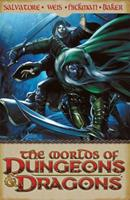 The Worlds of Dungeons & Dragons Volume 1 1934692158 Book Cover