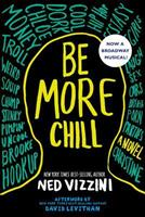 Be More Chill Book Cover