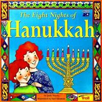 The Eight Nights of Hanukkah 0816745501 Book Cover