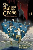 The Ball and the Cross 0486288056 Book Cover