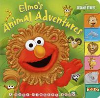 Elmo's Animal Adventures (Baby Fingers) 0375803319 Book Cover