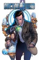 Doctor Who: Series III, Vol. 1: Hypothetical Gentleman 1613775792 Book Cover