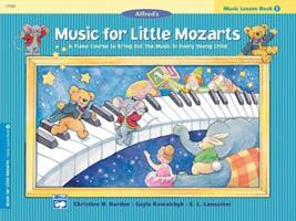 Music for Little Mozarts (Music Lesson Book 3) B07CRPC97R Book Cover