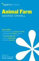 Animal Farm (SparkNotes Literature Guide) 1586633732 Book Cover