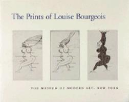 The Prints of Louise Bourgeois 0810961415 Book Cover