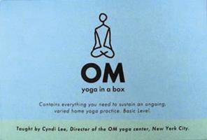 OM Yoga In A Box: Beginners (Om Yoga) 1561709735 Book Cover