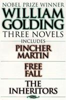 Three Novels: Includes Pincher Martin, Free Fall, the Inheritors 1567312209 Book Cover