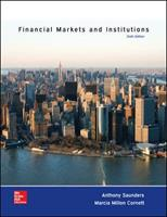 Financial Markets and Institutions: A Modern Perspective 0072866837 Book Cover