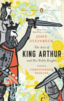 The Acts of King Arthur and His Noble Knights 0345345126 Book Cover