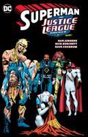 Superman & Justice League America, Vol. 2 1401263844 Book Cover