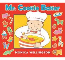 Mr. Cookie Baker 0525449655 Book Cover