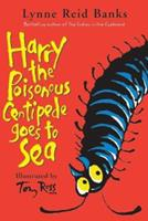 Harry the Poisonous Centipede Goes to Sea 0060775483 Book Cover