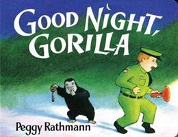 Good Night, Gorilla Book Cover