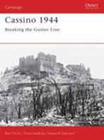 Cassino 1944: Breaking the Gustav Line (Campaign) 1841766232 Book Cover