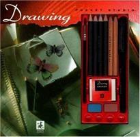 Drawing Pocket Studio (Watson-Guptil Pocket Studios Drawing Kit) 0823056317 Book Cover