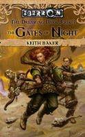 The Gates of Night: The Dreaming Dark, Book 3 0786940131 Book Cover