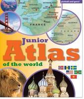 Junior Atlas of the World 1906572925 Book Cover