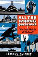 Who Could That Be at This Hour? 0316247715 Book Cover