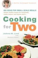 Cooking for Two (Healthy Exchanges Cookbook) 0399532544 Book Cover