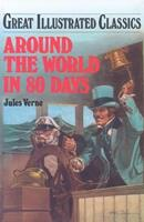Around the World in 80 Days 0866119523 Book Cover