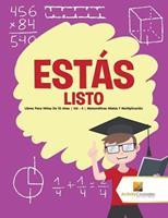 Est�s listo: Libros Para Ni�os De 10 A�os - Vol - 3 - Matem�ticas Mixtas Y Multiplicaci�n 0228223962 Book Cover
