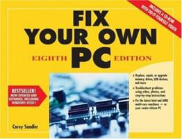 Fix Your Own PC 0470107871 Book Cover