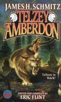 Telzey Amberdon 0671578510 Book Cover