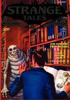 Pulp Classics: Strange tales of mystery and terror. Vol. 2, No. 3 1434460045 Book Cover