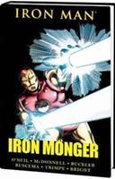 Iron Man: Iron Monger Premiere HC 0785142606 Book Cover