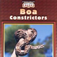 Boa Constrictors 0836836545 Book Cover