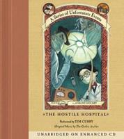 The Hostile Hospital 0439455715 Book Cover