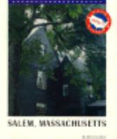 Salem, Massachusetts (Places in American History) 0875186483 Book Cover