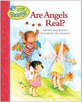 Are Angels Real? (Little Blessings) 0842339590 Book Cover