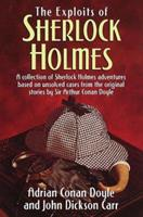 The Exploits of Sherlock Holmes 0880298596 Book Cover