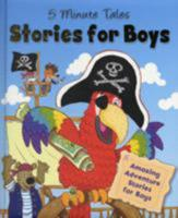 Stories for Boys (5 Minute Tales) 0857802704 Book Cover