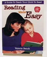 Reading Made Easy : A Guide to Teach Your Child to Read 1885814143 Book Cover