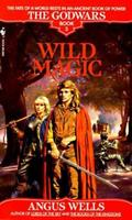 Wells Angus:  Godwars, Volume Three:The Goddess 0553291300 Book Cover