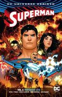 Superman: Action Comics Vol. 6 1401281230 Book Cover