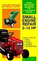 Small Engine Repair 2-12 Hp (Small Engine Repair, 2 Hp to 12 Hp) 0801983231 Book Cover