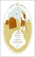 Elegy Written in a Country Churchyard and Other Poems 0141190833 Book Cover