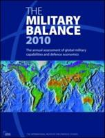 The Military Balance 2010 1857435575 Book Cover