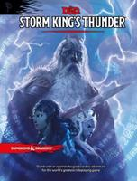 Storm King's Thunder 0786966009 Book Cover