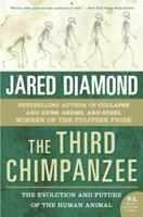 The Third Chimpanzee: The Evolution and Future of the Human Animal 0060845503 Book Cover