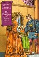 The Merchant of Venice 1599051516 Book Cover