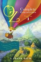 The Wizard of Oz Omnibus (Books 1 2 3 Combo): Wizard of Oz, Marvelous Land of Oz, Ozma of Oz 1442485477 Book Cover