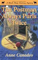 The Postman Always Purls Twice 1476767491 Book Cover
