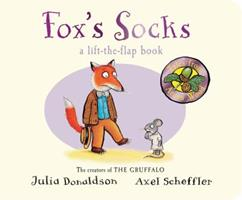 Fox's Socks: Tales from Acorn Wood Lift-the-Flap Book 1447273400 Book Cover
