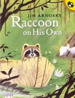 Raccoon On His Own 0142500712 Book Cover