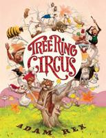 Tree-Ring Circus 0152053638 Book Cover
